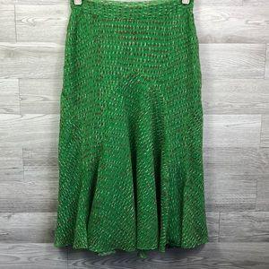 Madewell's Broadway & Broome Womens Midi Skirt